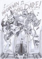 AA14 Sketch - Karaoke by Kingoji