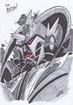 AA14 Sketch - Liege Maximo