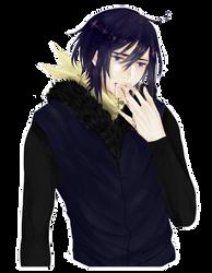 Comish: YUKI for Watolf