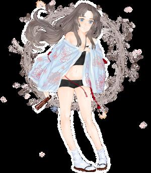 Comish: YUKIKO for calyp