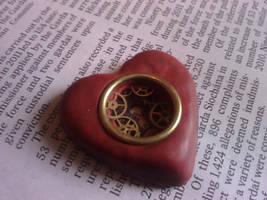My Clockwork Heart by edibility
