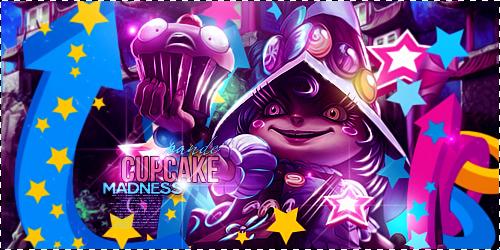 Cupcake Madness by PandeGFX