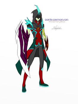 Dante Demonson