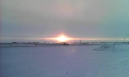 February Sun