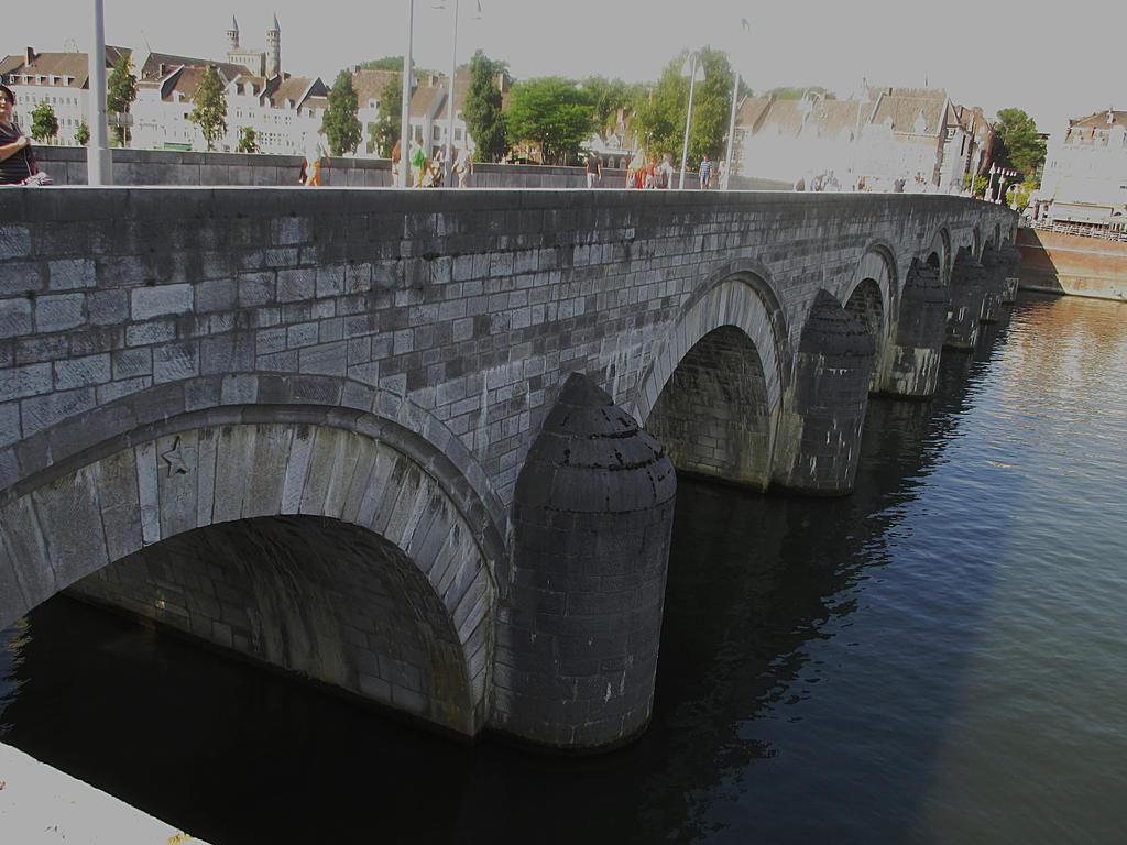 roman bridge by marob0501