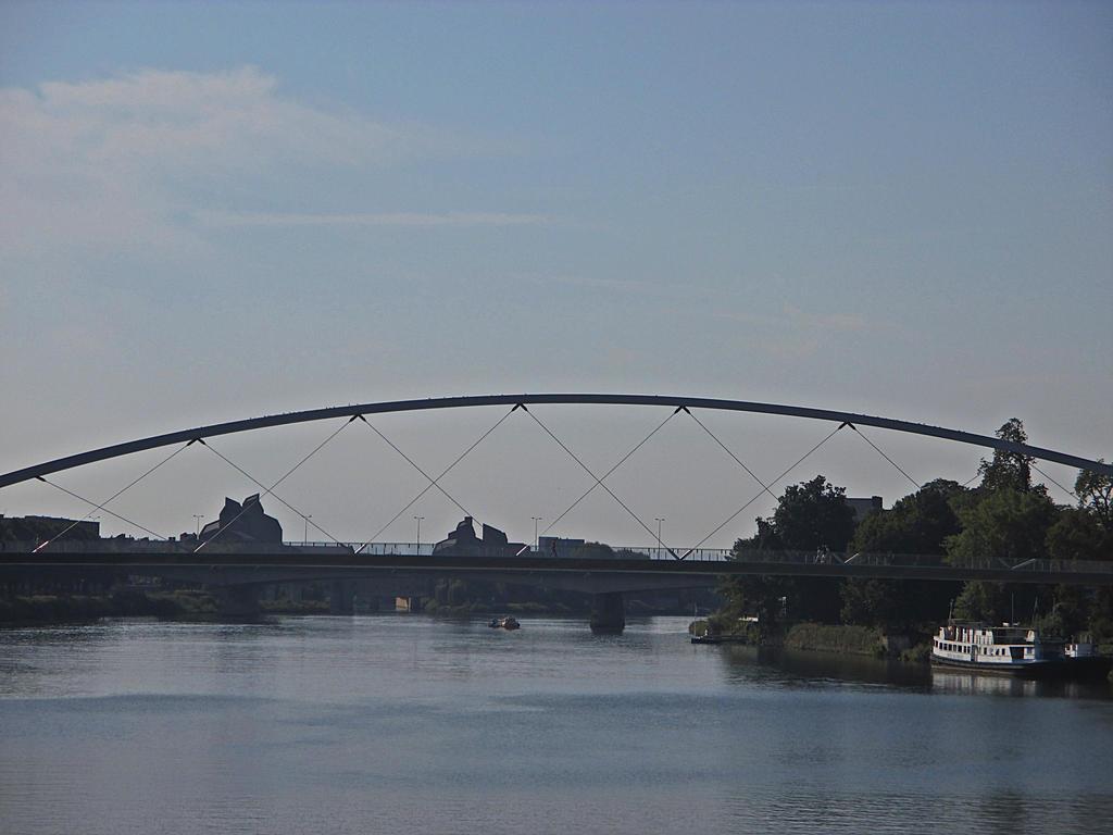 modern bridge by marob0501