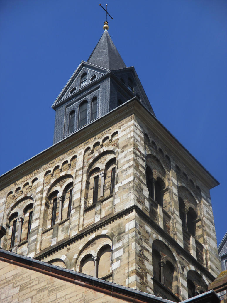 towers St Servaaschurch 2 by marob0501