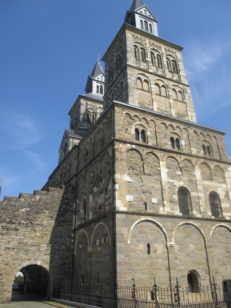 St Servaas church by marob0501