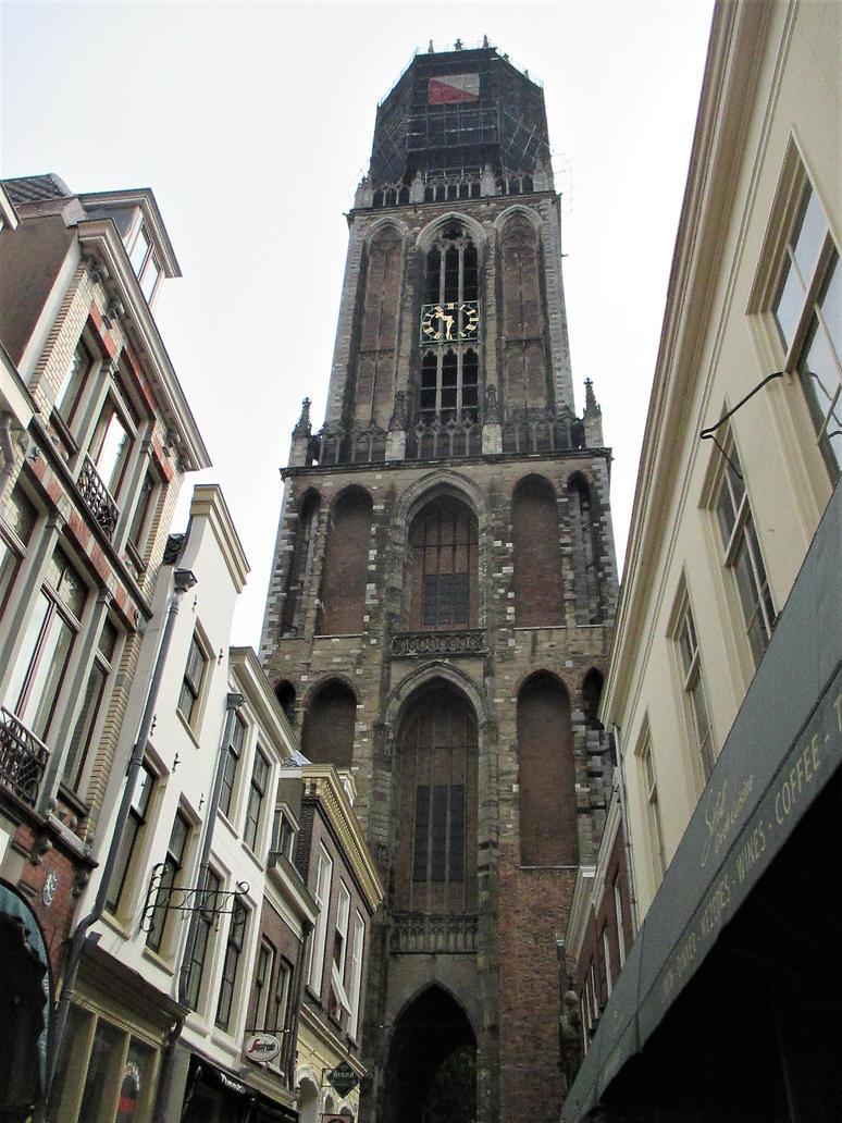 Dom tower Utrecht by marob0501