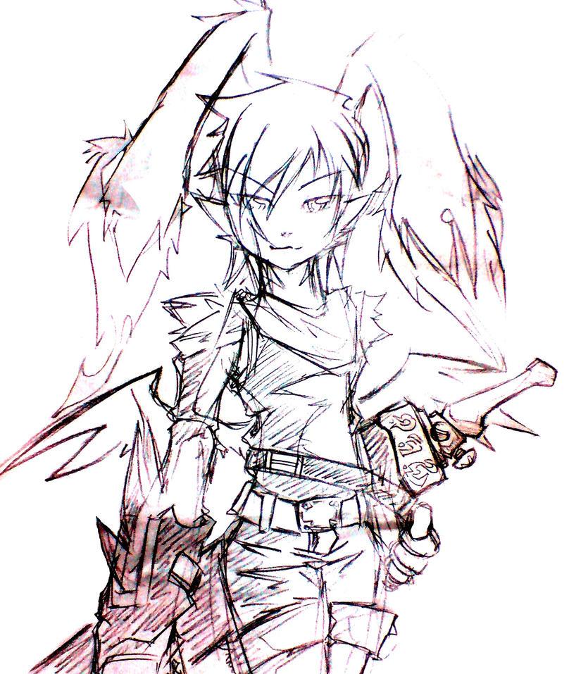 Life0Savers-senpai_sketch by SLYUSZUKI