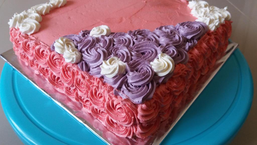 Pink and Purple by kuncir-kuda