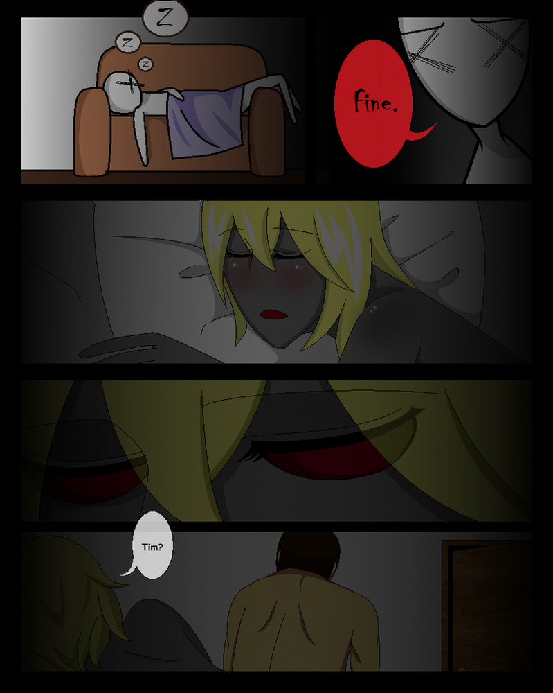 Proxy Complex Chap.3 page 14 by Walwa on DeviantArt