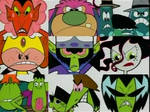 PPG The Bad Guys Wallpaper