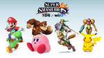 Super Smash Bros. Wii U/3DS Wallpaper: Great Eight by TheWolfBunny