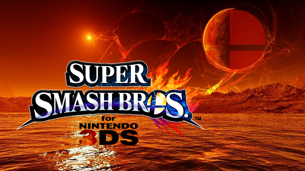 Super Smash Bros For Nintendo 3DS Wallpaper 9 By TheWolfBunny
