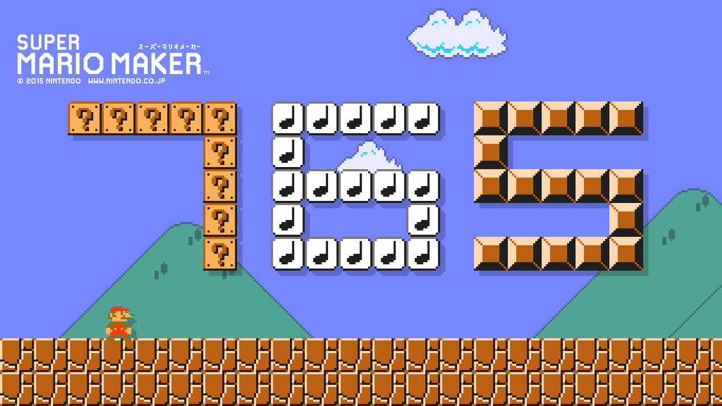 Super Mario Maker x THE iDOLMASTER Wallpaper by TheWolfBunny on DeviantArt