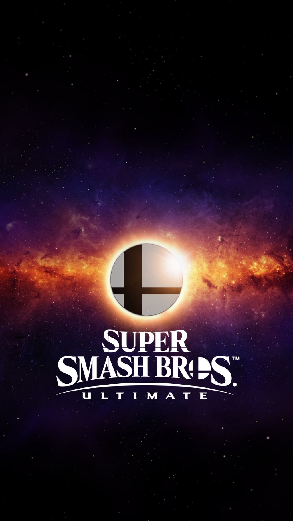 Super Smash Bros Ultimate Mobile Wallpaper 1 By Thewolfbunny On