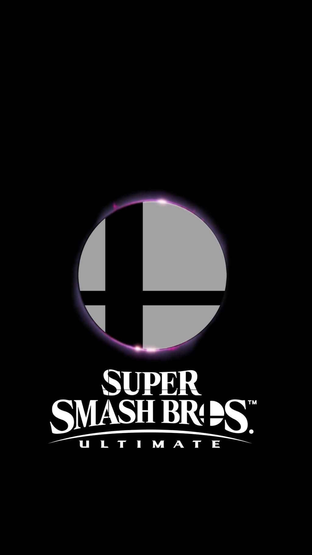 Super Smash Bros Ultimate Mobile Wallpaper 3 By