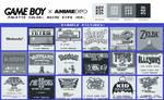 Game Boy Palette: Anime Expo Ver.