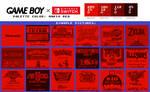 Game Boy Palette: (Joy-Con) Mario Red