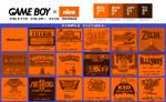 Game Boy Palette: Nick Orange