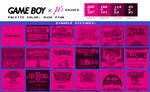 Game Boy Palette: Muse Pink