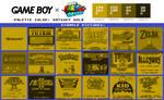 Game Boy Palette: Odyssey Gold