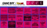 Game Boy Palette: Super Saiyan God