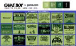 Game Boy Palette: Tiger Game.com Ver.