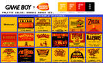 Game Boy Palette: BANDAI NAMCO Ver.