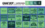 Game Boy Palette: Supervision Ver.