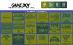 Game Boy Palette: DMG Ver.