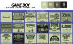 Game Boy Palette: Pocket Ver.