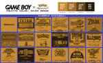 Game Boy Palette: Eevee Brown