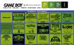 Game Boy Palette: Tokyo Midtown Ver.