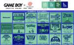 Game Boy Palette: VMU Ver.
