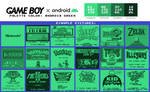 Game Boy Palette: Android Green