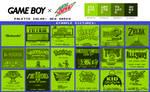 Game Boy Palette: Dew Green