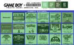 Game Boy Palette: GameKing Ver.
