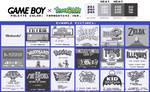 Game Boy Palette: Tamagotchi Ver.