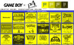 Game Boy Palette: Investigation Yellow
