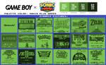 Game Boy Palette: Mania Plus Green
