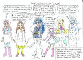 Pretty Cure: Future Madness 1