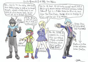 Friend's of Ash 12 from Pokemon