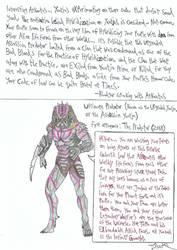 Ultimate Yautja from The Predator