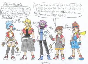 Pokemon Rangers 1