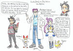 Friend's of Ash 14 from Pokemon