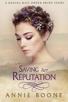 Cover Saving her Reputation