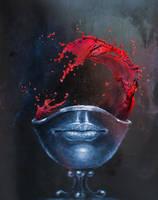 Bloody Grail by NikitaLaneev