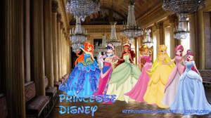 Winx club fairy tales